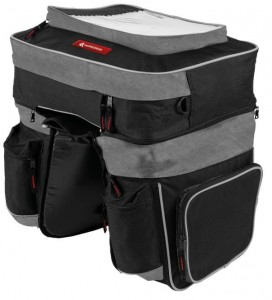 Sakwa Kross Triple Pannier Bag